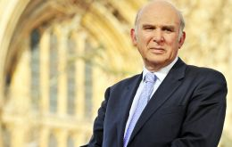 "Lib-Dem leader told BBC1's Andrew Marr Show: ""I think it's perfectly plausible. As leader of the third UK party, my job is to be the alternative prime minister"""