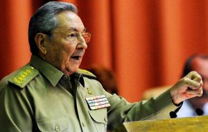President Raul Castro reportedly gave his personal assurance to the then-US Charge d'Affairs in Havana that Cuba was not behind the attacks.
