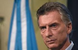 The Mauricio Macri government also revised its 2017 average expected exchange rate to 16.7 pesos per dollar, down from the 17.92 included in the 2017 budget.