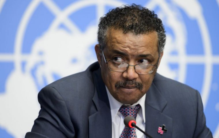 """Antimicrobial resistance is a global health emergency that will seriously jeopardize progress in modern medicine,"" says WHO Dr Tedros Adhanom Ghebreyesus"