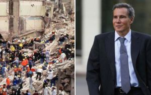 Nisman was investigating the 1994 bombing of AMIA Jewish community center  and accused then-President Cristina Fernandez of covering up Iran's role in the bombing