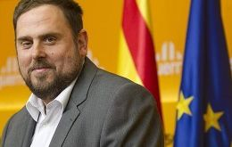 Catalan vice-president Oriol Junqueras acknowledged that the crackdown had disrupted the referendum plans.