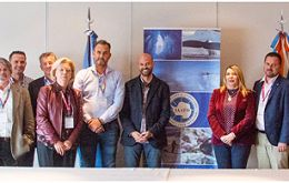 IAATO and the Argentine government look forward to further talks about the Ushuaia Antarctic Gateway to promote sustainable tourism growth.
