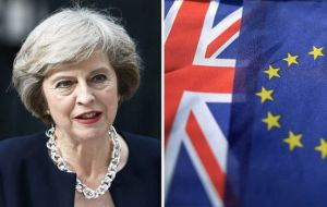 The fourth rounds of talks are expected to focus on the details behind May's broad proposals in her speech in Florence, Italy, last Friday.
