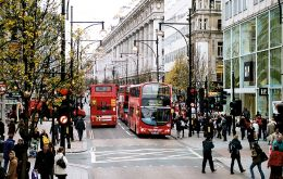 People spend more on shopping while in London than any other city, according to the  annual Mastercard Global Destinations Cities Index report.