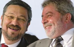 """I witnessed, monitored or coordinated events, usually jointly with or at the request of ex president Lula. I am sure that, eventually, Lula will confirm everything"""