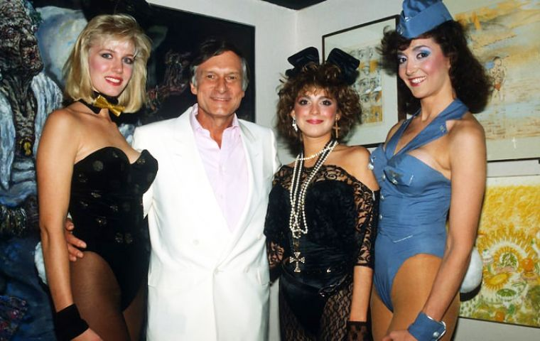 As much as anyone, Hefner helped slip sex out of the confines of plain brown wrappers and into mainstream conversation.