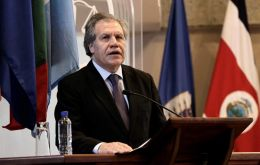 The event will be inaugurated by OAS Secretary General, Luis Almagro, at the organization's headquarters in Washington