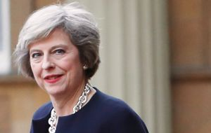 "Theresa May said she was ""bitterly disappointed"" over the US Department of Commerce proposal to impose the tax."