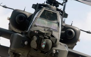 In 2016, Boeing won a contract to supply 50 Apache helicopters to the British Army.