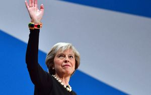 The Conservative party conference is held in Manchester October 1/4, and there is much expectation regarding PM Theresa May´s speech