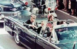 The National Archives has until October 26 to disclose the remaining files related to Kennedy's 1963 assassination, unless Mr. Trump intervenes.