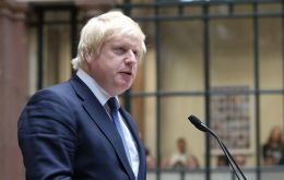 """That double lock is there for the people of Gibraltar,"" Boris Johnson said. ""It remains absolutely fixed and immoveable as the Pillars of Hercules themselves"""