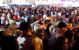 At least 58 people have been killed and more than five hundreds injured in a mass shooting at a Las Vegas concert.