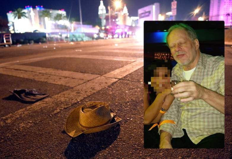 Las Vegas gunman's 'secret life' left girlfriend in the dark