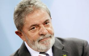 He declined to comment on former President Lula da Silva, who was convicted of corruption by Moro and sentenced to nearly 10 years in prison.