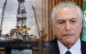 President Michel Temer has insisted that the national oil and gas company would not be privatized, despite efforts by other parts of the government to do that