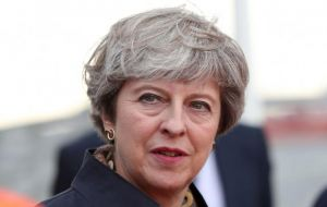Prime minister Theresa May said on Sunday that the cabinet, including Foreign Secretary Boris Johnson, had agreed to the Brexit plans set out in her Italy speech