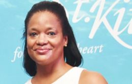 """We are open and welcoming visitors,"" said Racquel Brown, CEO of the St. Kitts Tourism Authority."