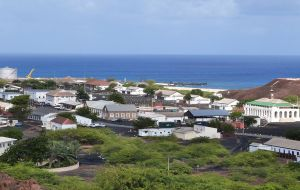 Funding looks precarious for the islands of St Helena and Ascension, off the coast of Angola.
