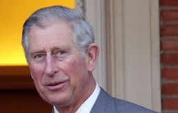 Prince Charles will take the Queen's place in laying the floral tribute on behalf of the nation, along with the Duke of Edinburgh's equerry.