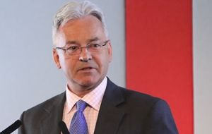 Sir Alan Duncan expressed to minister Jorge Arreaza UK's profound concern at the deterioration in the political, economic and humanitarian situation in Venezuela.
