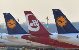 Lufthansa plans to use Air Berlin planes to expand its Eurowings budget airline business.