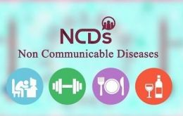 World leaders agree that NCDs, mainly cardiovascular diseases, cancer, diabetes and chronic respiratory diseases, represent one of the major health challenges