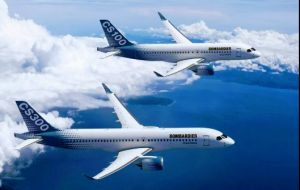 Bombardier CSeries will remain in Montreal, but a second assembly line for the 100/150-seat plane will be set up at Airbus's facility in Alabama