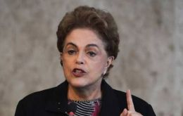 Ex president Rousseff was chief of staff for President Lula da Silva at the time of the refinery purchase and chaired the Petrobras board of directors.