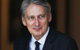 Chancellor, Philip Hammond, said the UK would consider the Organization for Economic Co-operation and Development (OECD)'s report and act where it could.