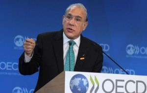 "OECD's chief Angel Gurria, said any future relationship with EU should be close: ""It will be crucial EU and UK maintain the closest economic relationship possible."""