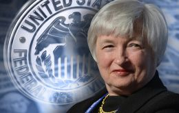 """We feel the economy is performing well and we have confidence in the outlook,"" Janet Yellen said. Fed officials are predicting economic growth of 2.4% in 2017"