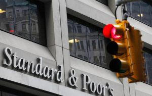 "S&P said in a statement: ""The downgraded reflects our assessment that a prolonged period of strong credit growth has increased China's economic and financial risks."""