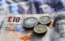 The fall in the pound since last year's Brexit vote has been one factor behind the rise in the inflation rate, as the cost of imported goods has risen.