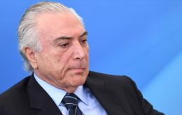Critics say Temer is deeply corrupt but is almost untouchable in a Congress where many of his allies are also accused of shady dealings.