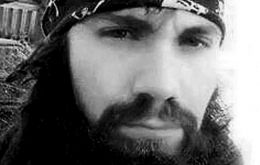 Santiago Maldonado, a 28-year-old tattoo artist, was last seen being detained by paramilitary police as they moved to disperse a protest by the Mapuche people