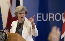 "PM May had made clear she was no longer expecting a breakthrough this week, characterizing the summit as an opportunity to ""take stock"" of progress so far."
