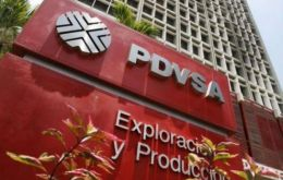 PDVSA has to pay US$841 million in principal, plus interest, Friday. The collateral against the bond is Citgo, PDVSA's Houston-based refining and retail subsidiary.
