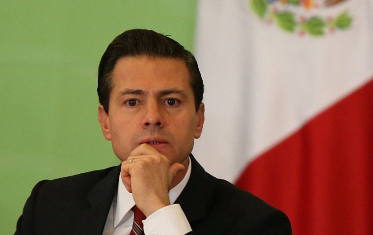 President Peña Nieto's party, (PRI), has been the dominant force of Mexican politics for the best part of a century, but has long been a byword for corruption.