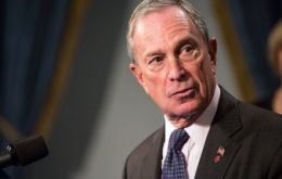 """It is really hard to understand why a country that was doing so well wanted to ruin it"" with the Brexit vote, commented Michael Bloomberg"