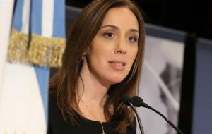 Duran Barba praised the leadership of Maria Eugenia Vidal, the current governor of the Buenos Aires province, and who was decisive in the recoup of polls.