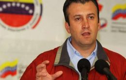"Late Friday Vice President Tareck El Aissami confirmed the payment, adding, ""They were not able to block us."""