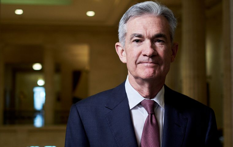 "Jerome Powell, a Fed board member, is assumed to be the top contender to head the Fed. Trump said ""I think you will be extremely impressed by this person""."