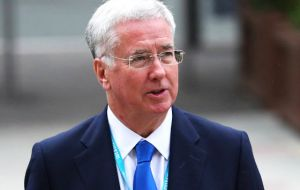 Fallon is the first politician to quit following recently revealed claims of serious sexual abuse in Parliament.