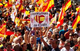 Last Sunday, a big pro-Spanish crowd came out in the streets of Barcelona: 300,000 people according to the police, more than a million according to the organizers