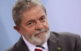With a lead in all polls, Lula is campaigning across Brazil while he appeals the guilty verdict. If it's upheld, he could go to jail and be barred from running.