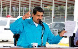 "Maduro vowed to make US$1.1 billion payment on a bond maturing on Thursday, but also created a commission to study ""restructuring of all future payments"""