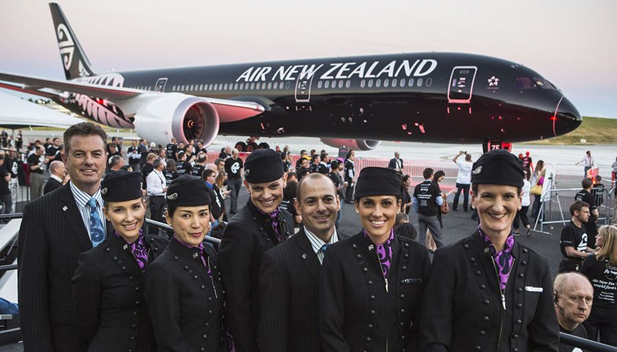 Air new zealand crowned 2018 airline of the year in excellence no other airline has consistently demonstrated success like air new zealand so far this century sciox Choice Image