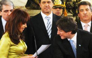 "Cristina Fernandez chose Boudou in 2010 to join her in the presidential ticket. The ""rock-star"" candidate has a weakness for end of the line cars and woman company"